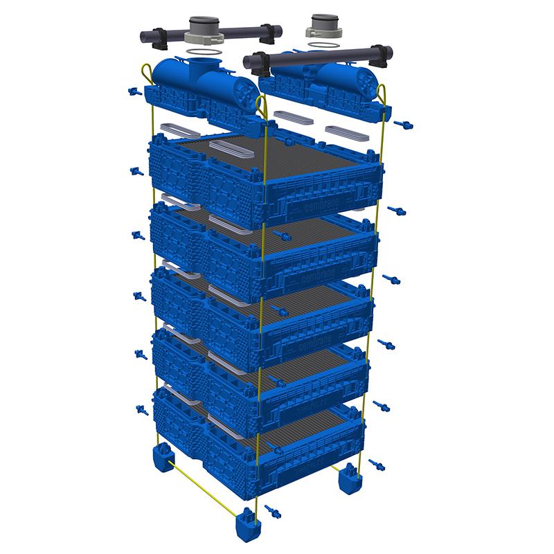 membrane tower
